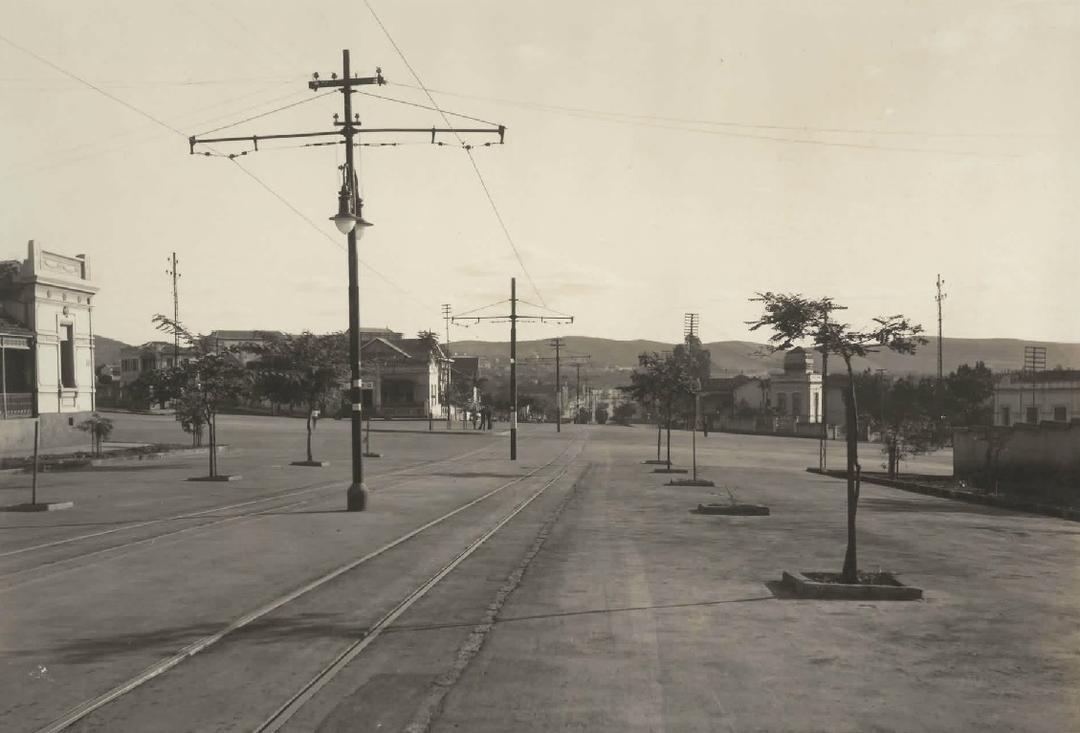 Av. Getúlio Vargas, anos 1930
