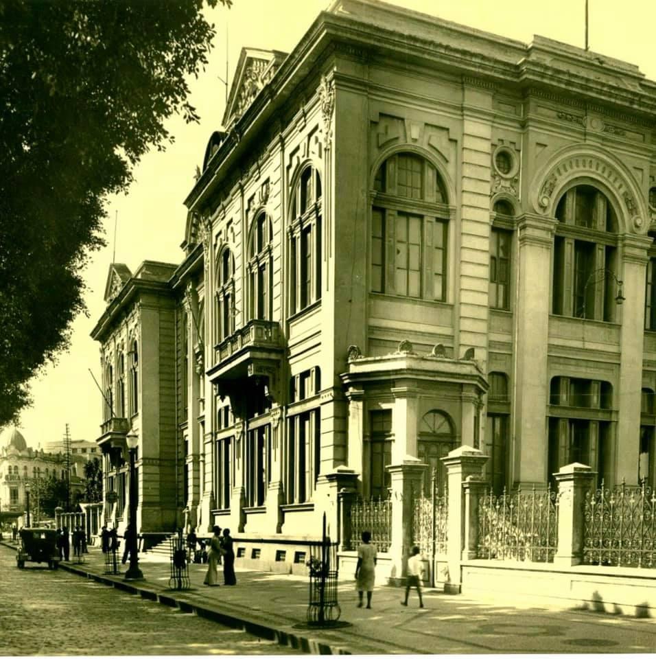 Palácio do Correio, anos 1920