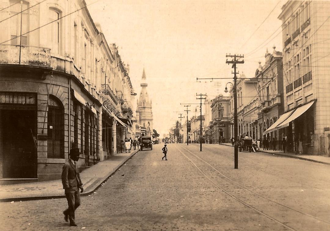 Rua da Bahia, 1925
