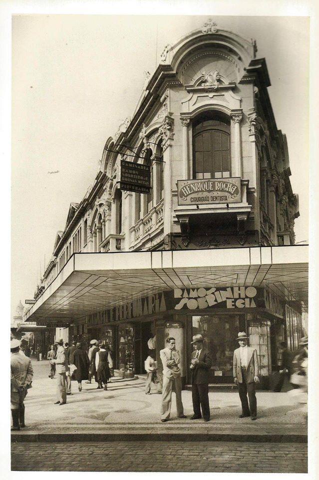 Rua Rio de Janeiro esquina com Afonso Pena