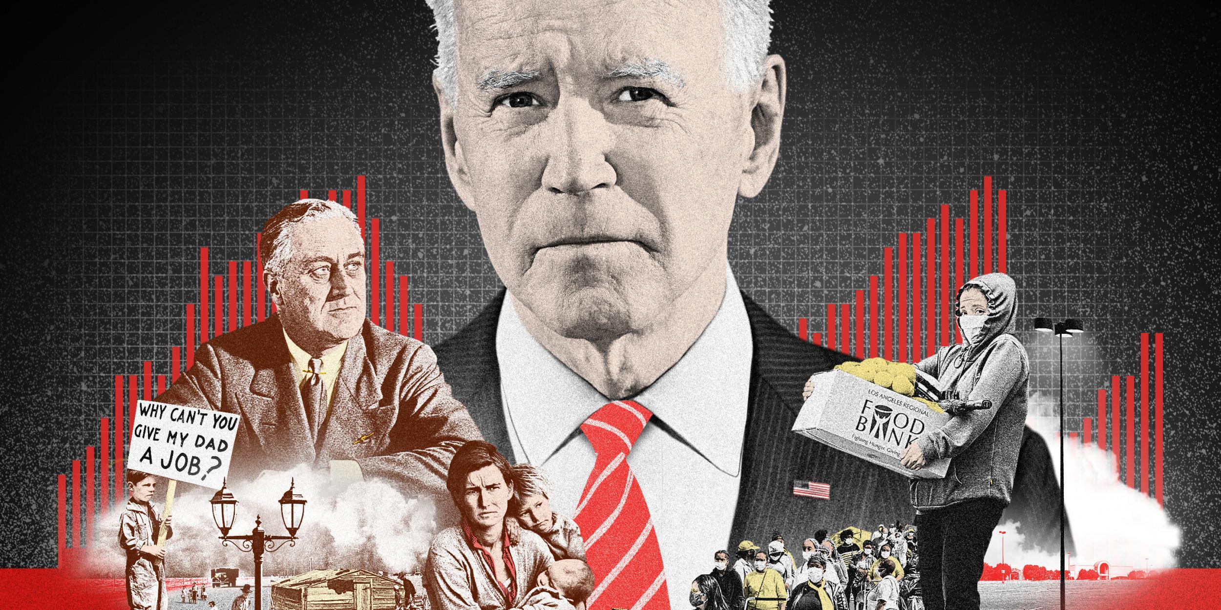 Biden levou menos de 100 dias para revolucionar o debate da política econômica global