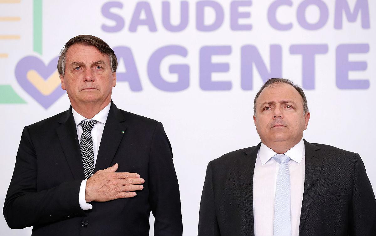 Fica cada vez mais difícil para Bolsonaro arrumar versões para a corrupção de militares como o general Pazuello