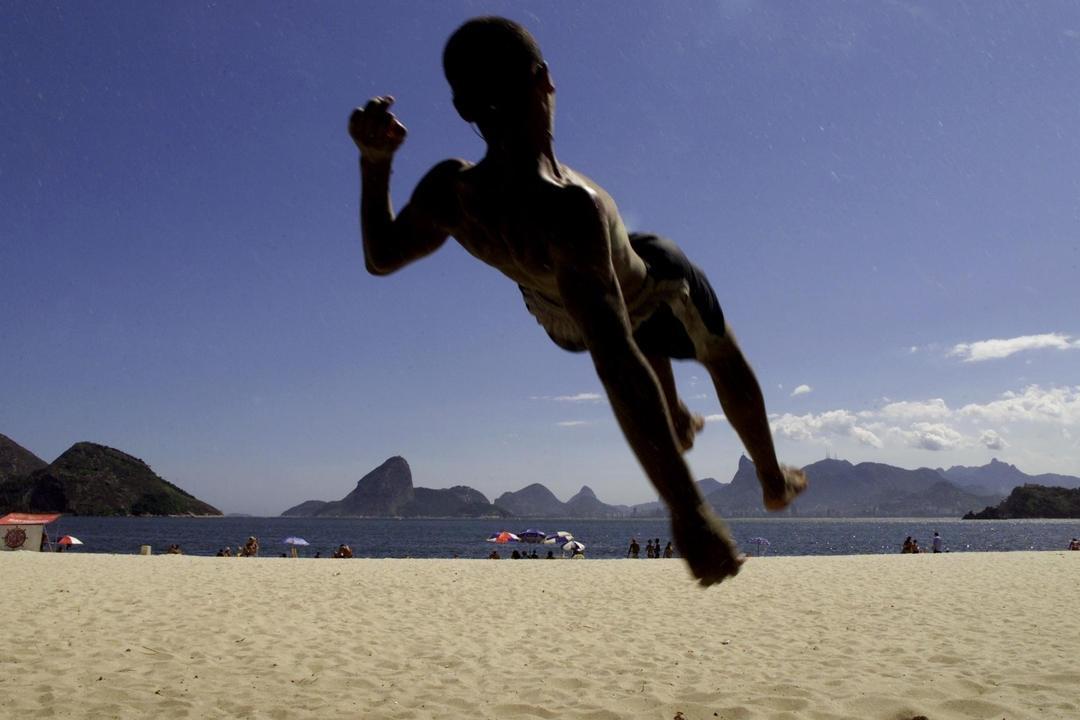 Icaraí com o Rio ao fundo