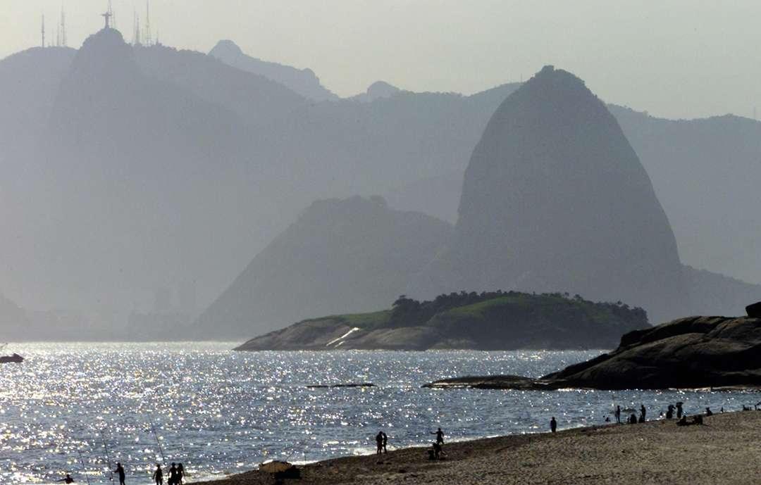 Rio visto de Niterói
