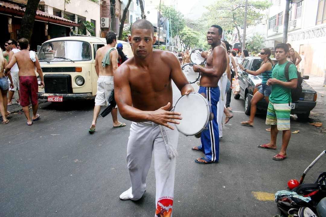 Samba na Zona Sul