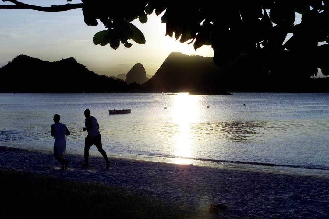 Vista do Rio, de Niterói