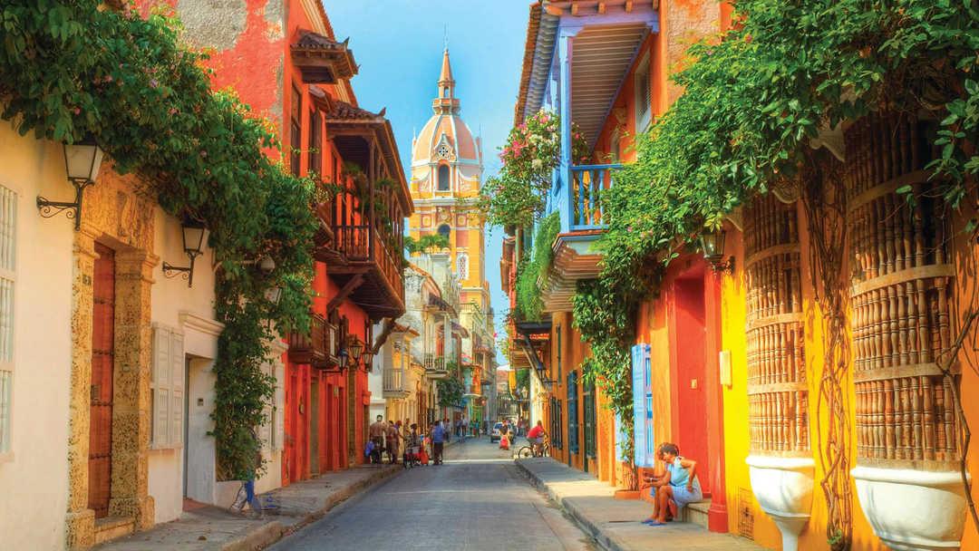 Cartagena de Índias, Colômbia