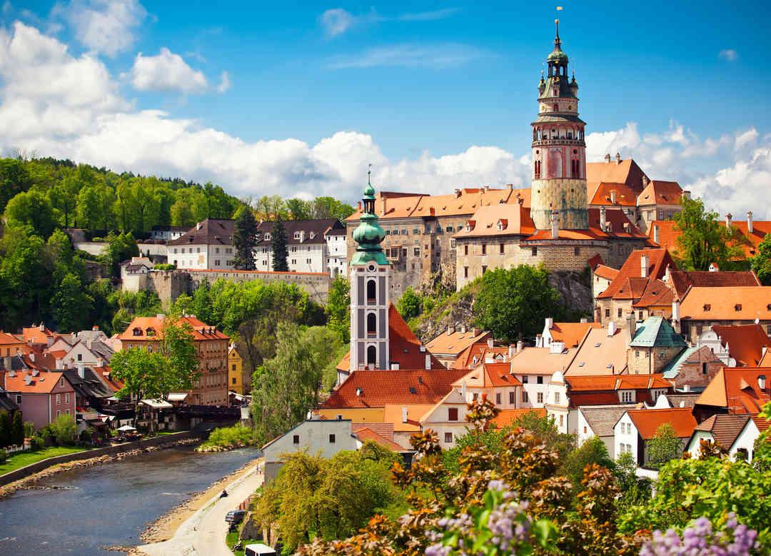 Krumlov, República Checa