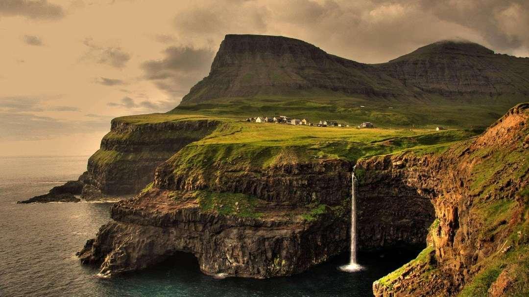 Faroe Island, Dinamarca