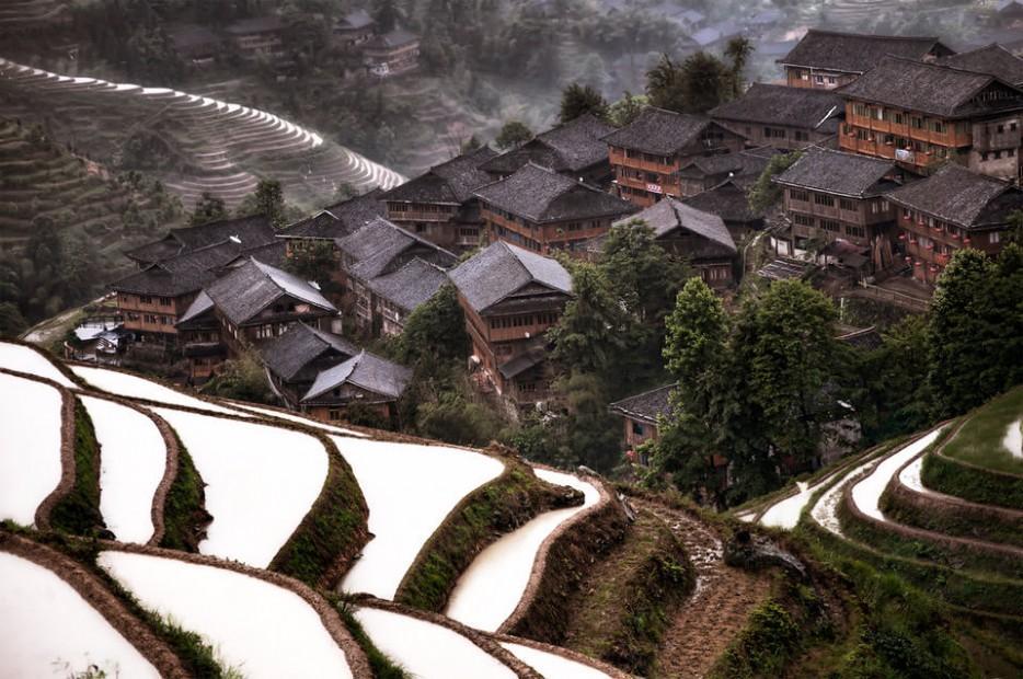 Jiuzhaigou, China