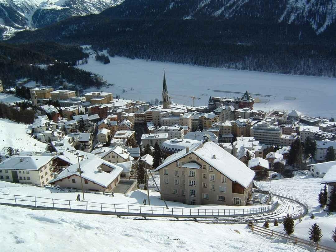 St. Moritz, Suiça