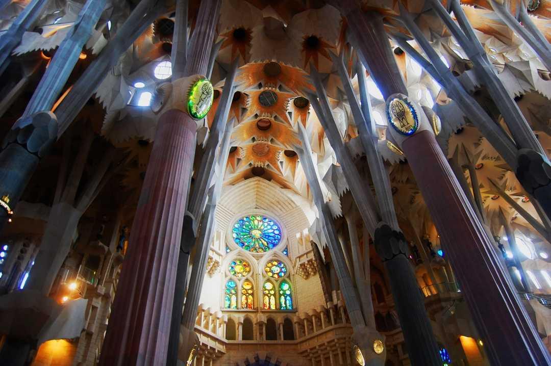 Catedral da Sagrada Família, Barcelona