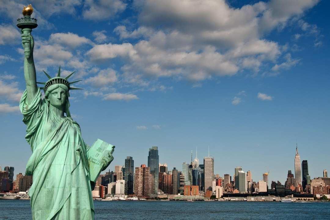 Estátua da Liberdade, Nova York