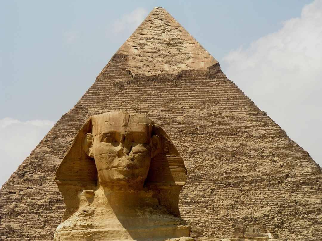 Grandes Pirâmides do Egito