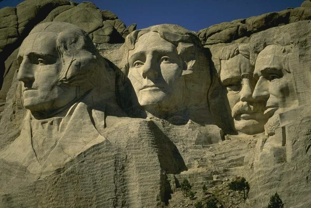 Monte Rushmore, Dakota do Sul, EUA