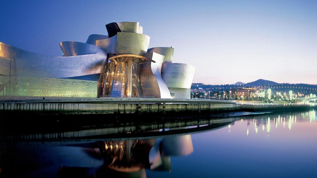 Museu Guggenheim de Bilbao, Espanha