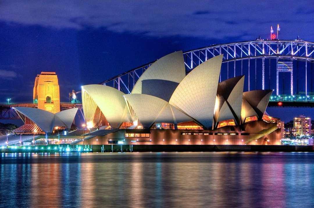 Opera House de Sidney, Austrália