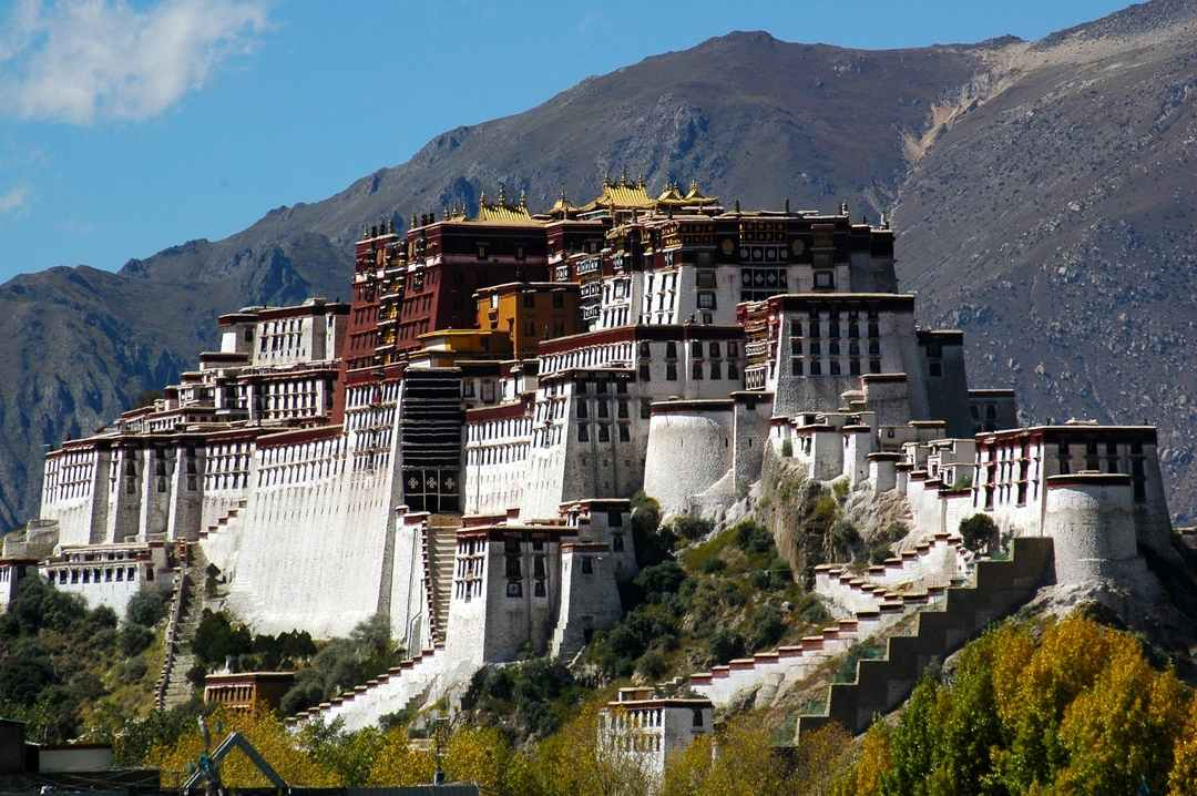 Palácio Potala, Tibet