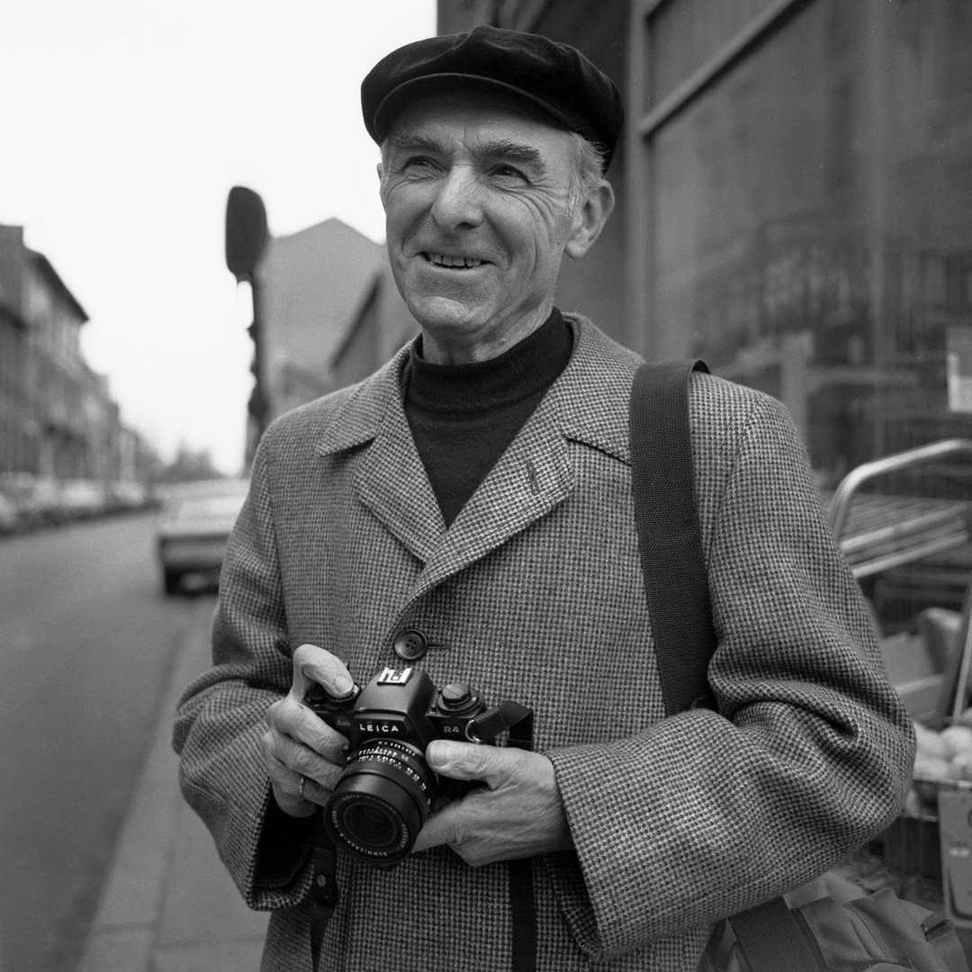 Robert Doisneau, fotógrafo (França, 1912-1994)