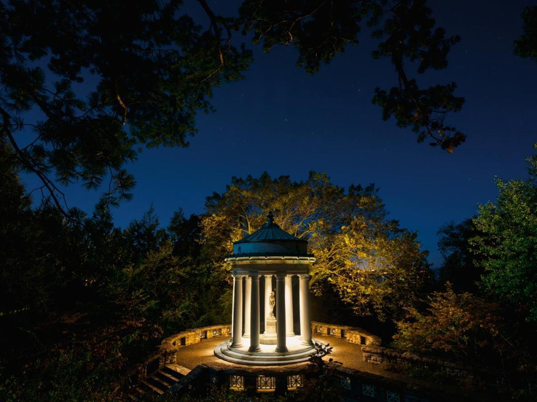 Jardim de Kykuit, Nova York