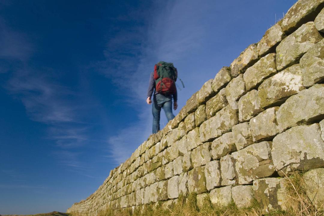 Muro de Adriano (Brampton, Inglaterra)