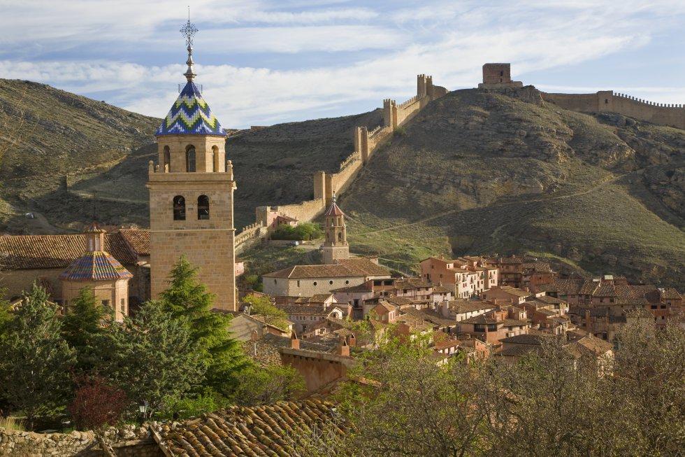 Albarracín (Teruel, Espanha)