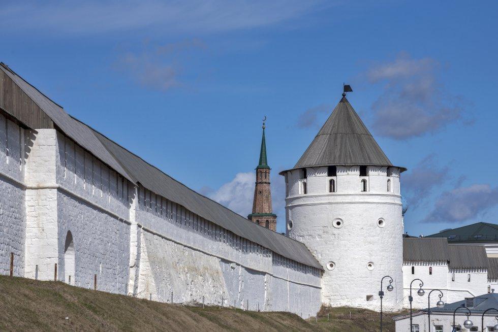 Kremlin de Cazã (Rússia)