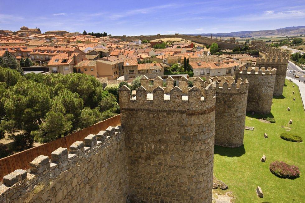 Muralha de Ávila (Espanha)