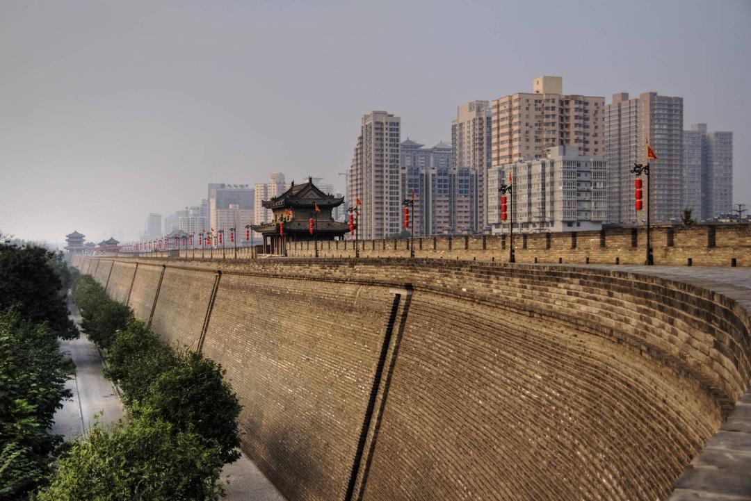 Muralha de Xian (China)