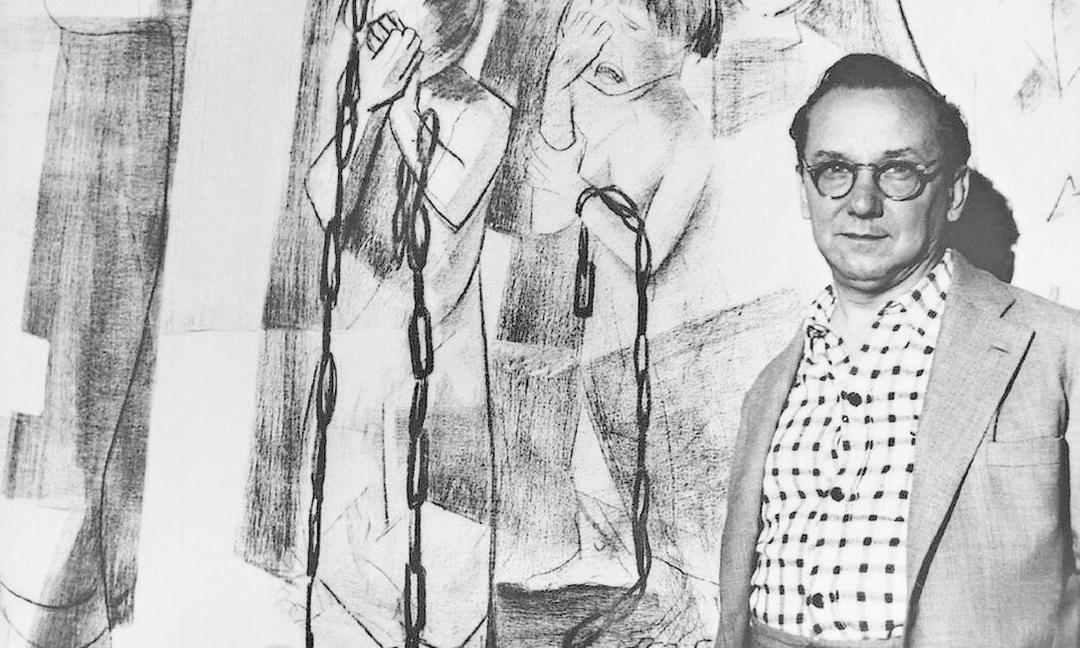 Cândido Portinari (Brodowski, 1903-Rio de Janeiro,1962)