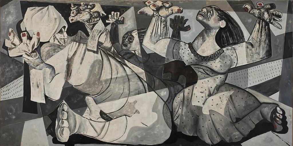 A ressurreição de Lázaro, 1944