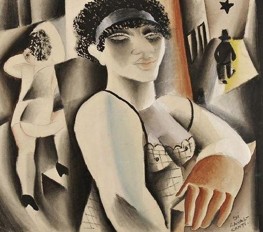 Mulatas,1928