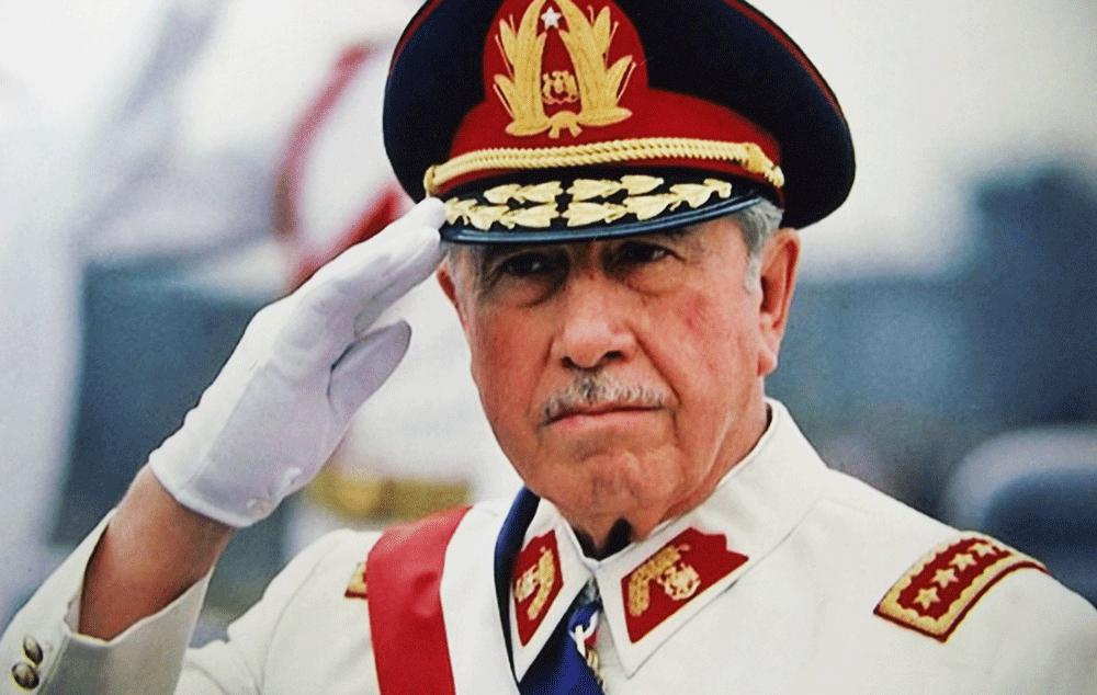 Augusto Pinochet, ex-presidente do Chile