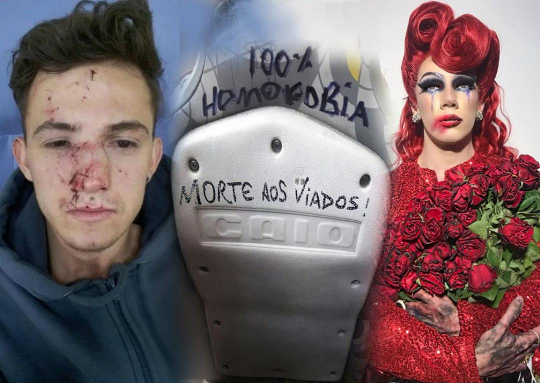 Homossexuais e drag queens espancados em São Paulo