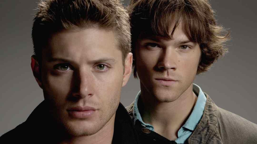 O casal Dean Winchester e Jared Padalecki, EUA