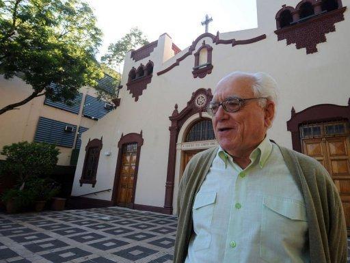 O padre espanhol José Caravias