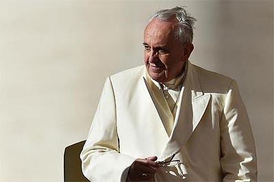 Francisco: 'Os cristãos de aparência serão derrubados'.