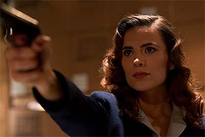 'Agent Carter' teve boa recepção da crítica especializada.