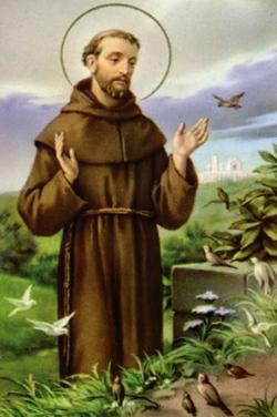 São Francisco de Assis.