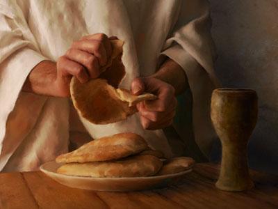 Para Papa, Cristo não é um acessório opcional, é o 'pão vivo'.