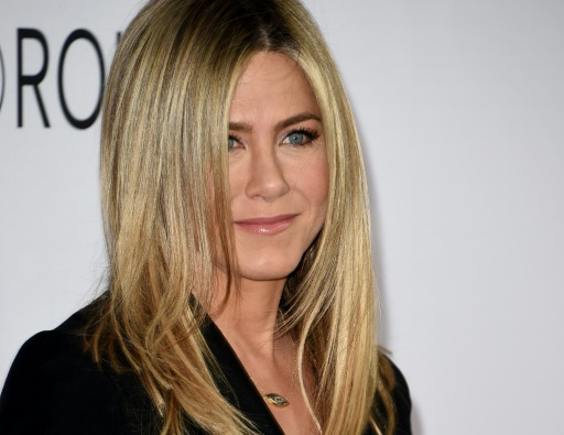 A atriz Jennifer Aniston, em Hollywood, no dia 13 de abril de 2016