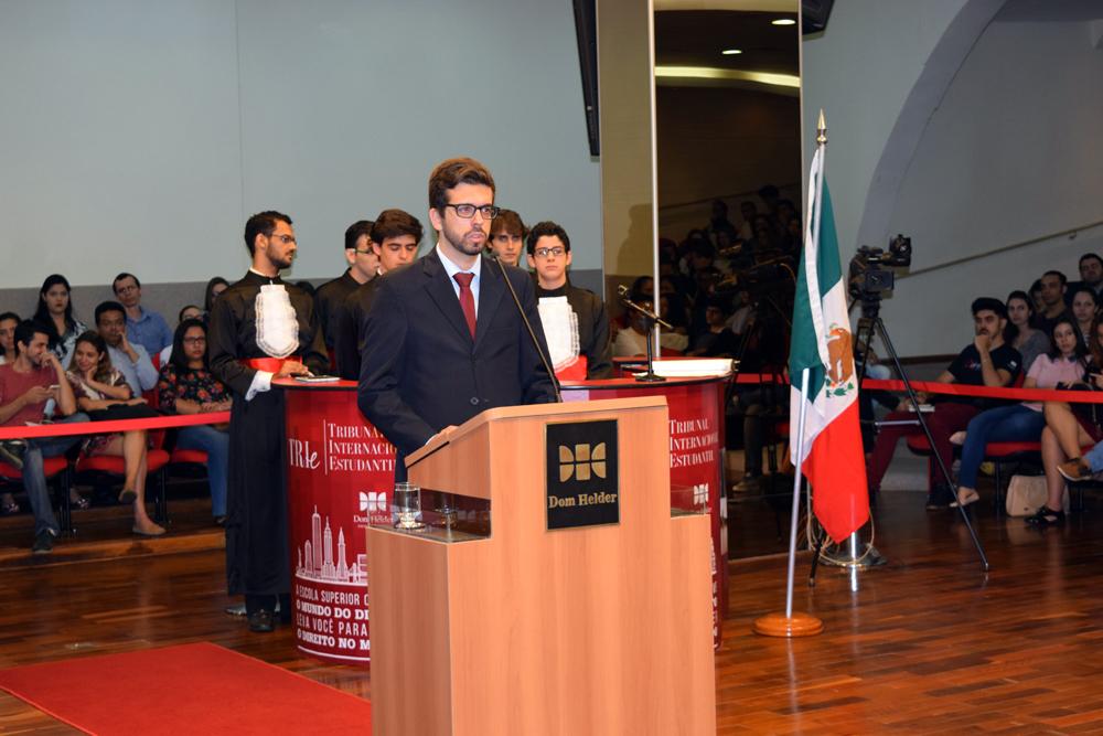 Equipes de México e Guiana apresentam propostas para o Conselho de Segurança da ONU.