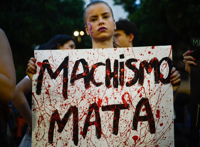 A cada dez minutos uma mulher é assassinada por um homem, segundo a ONU.