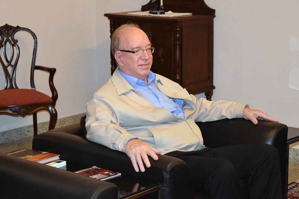 Luiz Gonzaga Chaves Campos, integrante da Assender e Conselheiro do CREA-MG.