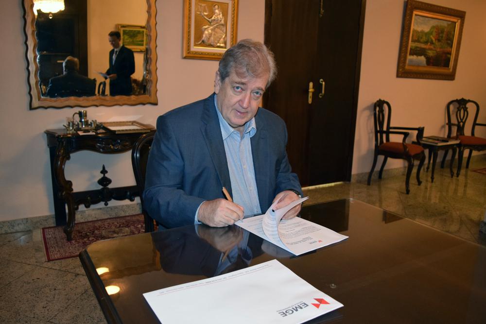 Álvaro Eduardo Goulart, presidente da Assender.
