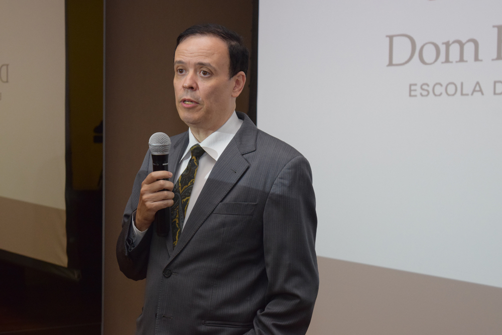 Coordenador do curso de Engenharia Civil José Antônio de Sousa