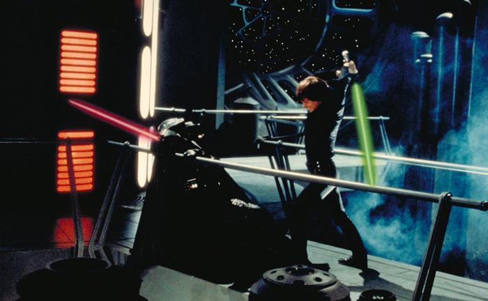 Star Wars se baseia nos temas fundamentais das religiões e mitologias.