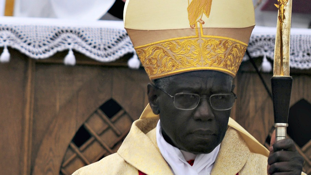 Cardeal Robert Sarah, prefeito da Congregação para o Culto Divino.