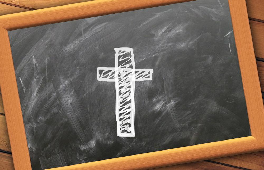 A catequese de Jesus não se dá no banco de uma escola, e sim, no caminho da cruz.
