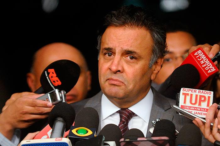 Conversa entre o tucano e o diretor, em 26 de abril, foi gravada pela PF.